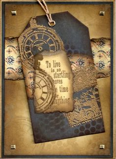 tim holtz card ideas - Google Search