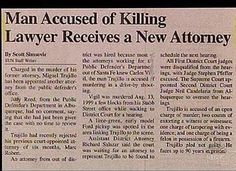 Geee!  The actual  public defender who could have proved his innocense . . .  and he goes and kills him.  Duh?