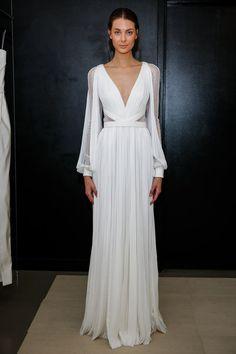 Pin for Later: 100 Stunning Wedding Dresses For Spring 2017 Brides J. Mendel Bridal Spring/Summer 2017