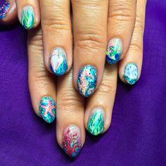 #nailart #gettingnailed #nails