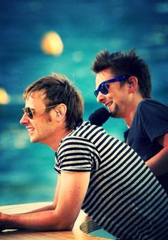 Dominic Howard & Matt Bellamy | MUSE