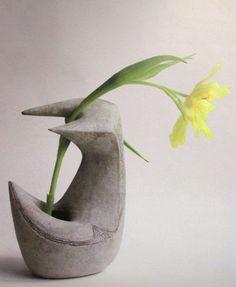 Valentine Schlegel; Glazed Ceramic Vase, c1955.