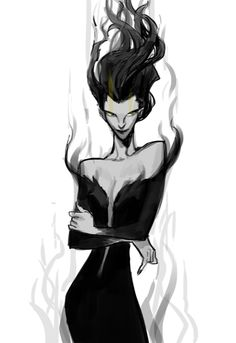 Holy shiz! Ashley!!! This is Ember Black!!!!!!!!! Or how i pretty much imagine her.