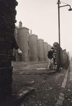 Lewis Morley - Gorbals, Glasgow, 1964. S)