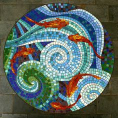Image result for free mosaic patterns for tables