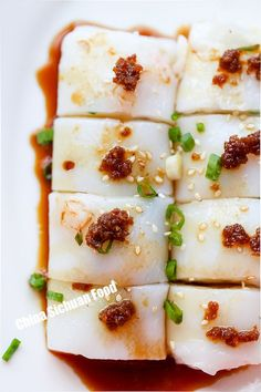 Cheung fun|China Sichuan Food