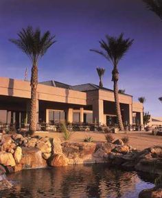 Dine at Palm Valley Golf Club - Goodyear - Arizona