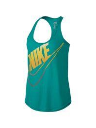 Women's #Nike Futura Fade Loose Tank; perfect for a run on the beach! #loose #Hibbett
