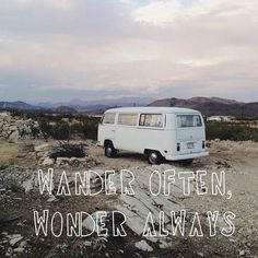 Wander often, wonder always  || #travel #wanderlust #inspiration