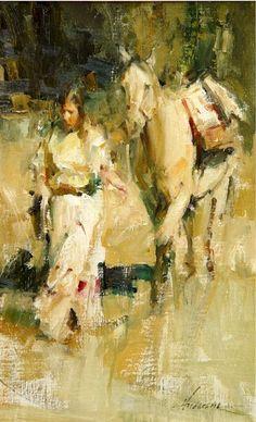 Carolyn Anderson | American Impressionist painter | Tutt'Art@ | Pittura * Scultura * Poesia * Musica |