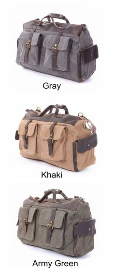 Canvas Leather Travel Bag Briefcase Messenger Bag Shoulder Bag Dufulle Bag  Messenger Bag Backpack 636e55010dd96