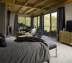 Carmel Valley - contemporary - Bedroom - San Francisco - The Sienna Company, Inc.