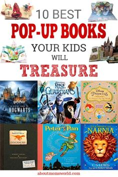 Check my list of pop-up books with intricate details and artistically crafted pages that give us wonderful interactive reading experience. Books that kids and grown ups will surely treasure. Treasures Reading, Pop Up Cards, Childrens Books, Kid Books, Toddler Preschool, Learn To Read, Mom Blogs, Book Recommendations, Kids Learning