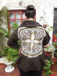 Ravelry: aromadry's Mandala Marrón
