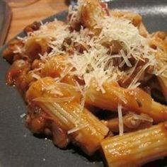 Sicilian Lentil Pasta Sauce - Allrecipes.com