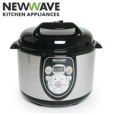 Crockpot, steamer, pressure cooker, rice cooker all in one.