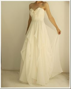 Mom I want this for my wedding dress- love maggie