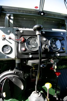 Landrover Series IIa © digitvince I have to ask, what if your colour blind?