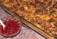 """Kaalilaatikko vertaansa vailla - """"tässä on yksi parhaista resepteistä"""" My Favorite Food, Favorite Recipes, Finnish Recipes, Paleo, Keto, Lchf, Lasagna, Macaroni And Cheese, Bakery"""
