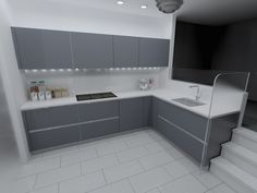 Matt Lava Black & Yellow  Matt Kitchens From Contur German Delectable Kitchen Design Grey Design Decoration