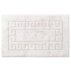 Luxury Cotton Non Slip Bath Mat | Dunelm