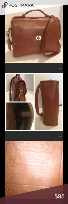 Vintage coach handbags · Coach Court Crossbody Bag Authentic Coach in  beautiful English tan color. Comes w 21 ad60c00b0e