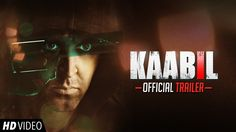 Watch the official trailer of romantic action thriller film Kaabil, the film is directed by Sanjay Gupta and written by Vijay Kumar Mishra. I