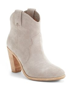 Joie Monte Suede Bootie | What Team LC Is Wearing
