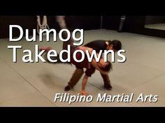 Takedown Techniques - Arnis, Kali, Escrima: Filipino Martial Arts