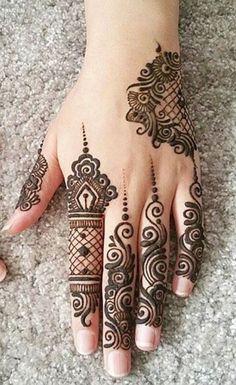 Mehndi Design Offline is an app which will give you more than 300 mehndi designs. - Mehndi Designs and Styles - Henna Designs Hand Henna Hand Designs, Eid Mehndi Designs, Mehndi Designs Finger, Modern Mehndi Designs, Mehndi Design Pictures, Mehndi Designs For Girls, Wedding Mehndi Designs, Beautiful Henna Designs, Mehndi Patterns