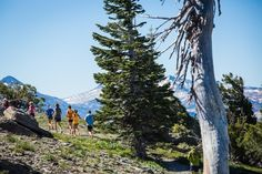 2016 Alpenglow Mountain Festival in North Lake Tahoe