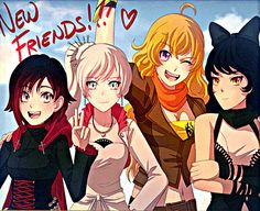Browse the best of our 'RWBY' image gallery and vote for your favorite!