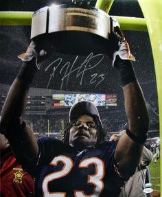 Devin Hester Autographed 16x20 Photo - JSA - Sports Memorabilia #DevinHester #ChicagoBears #SportsMemorabilia