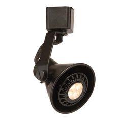 WAC Lighting HTK-103LED H Series Line Voltage LED Track Head