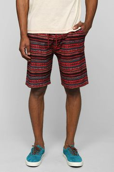 Koto Pattern Knit Short