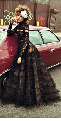 """Valentino haute Couture - Vogue Paris editorial """"Couture"""" from May 2013<3 na"""