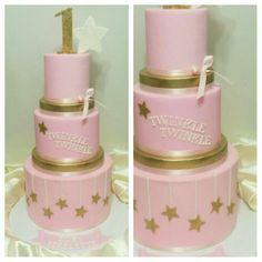 Twinkle twinkle little star cake _dstarcakes