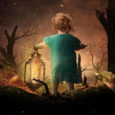 Amazing Photography by Romanian Photographer Caras Ionut - Fine Art and You Fantasy Paintings, Fantasy Art, Naive, Surrealist Photographers, Precious Children, Photo Manipulation, Pixel Art, Amazing Photography, Beautiful Pictures