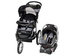 Baby Trend Expedition Jogger Travel System, Phantom -   - http://babyentry.com/baby/strollers/travel-systems/baby-trend-expedition-jogger-travel-system-phantom-com/