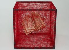 "Chiharu Shiota | ""State of being (Hymnbook),"" 2013 