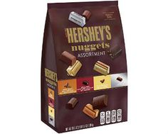 Enter to Win a Hershey's Nuggets Chocolates Assortment - Ends October at Midnight