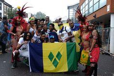 Carnival 🎡  St Vincent and Grenadines 🇻🇨