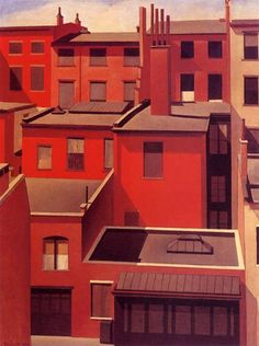 Charles Rettew Sheeler, Jr. (July 16, 1883 – May 7, 1965) was an American painter and commercial photographer. He is recognized as one of the founders of American modernism and one of the master photographers of the 20th century.