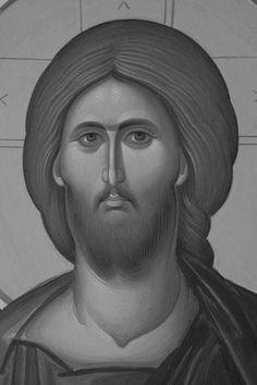 Religious Icons, Religious Art, Christ Pantocrator, Paint Icon, Byzantine Icons, Holy Mary, Orthodox Icons, Holy Spirit, Jesus Christ