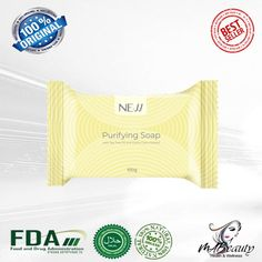 New Purifying Soap w/ Camu Camu Extract for body odor (Nworld) – AestheticPins Nlighten Products, Acne Blemishes, Body Odor, Tea Tree Oil, Oily Skin, Healthy Skin, Soap, Skin Care, Glow