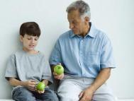 Los abuelos, promotores de la dieta mediterránea