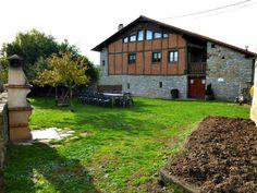 Casa Rural Apezetxea-jardin-arruitz-larraun-navarra