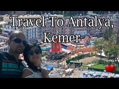 Travel To Antalya Antalya, Orange County, Us Travel, Channel, Youtube, Youtubers, Youtube Movies