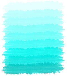 the aqua blues: color, paint
