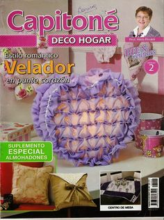 Fabric and Sewing - Smocking projects. Smocking, Diy Cushion, General Crafts, Book Crafts, Crochet Crafts, Needle And Thread, Deco, Cross Stitch Embroidery, Heart Shapes